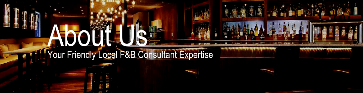 Restaurant Consultant About Us